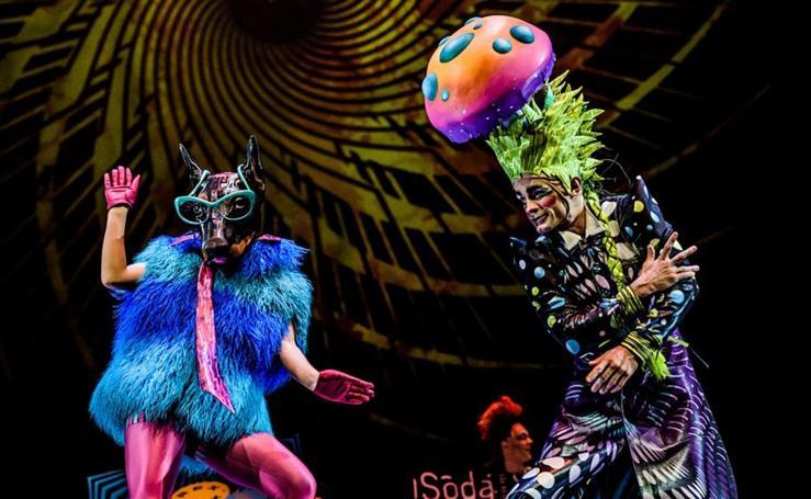 Cirque du Soleil llega a Chile