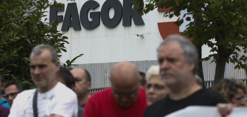 Fagor CNA plantea cerrar la planta de Arrasate y despedir a más de la mitad de la plantilla