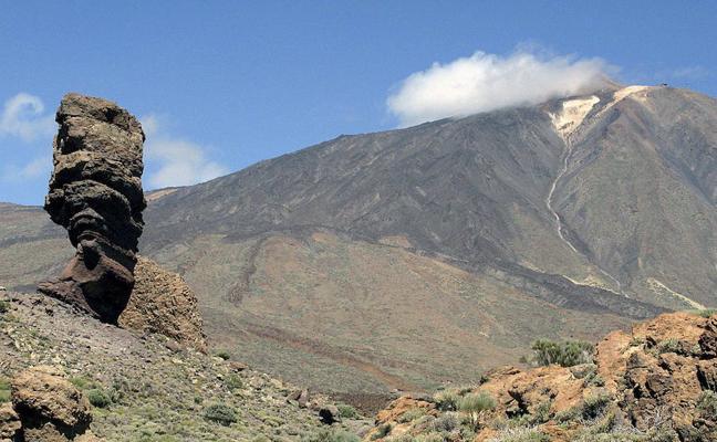Parque Nacional del Teide, paisajes de otro planeta