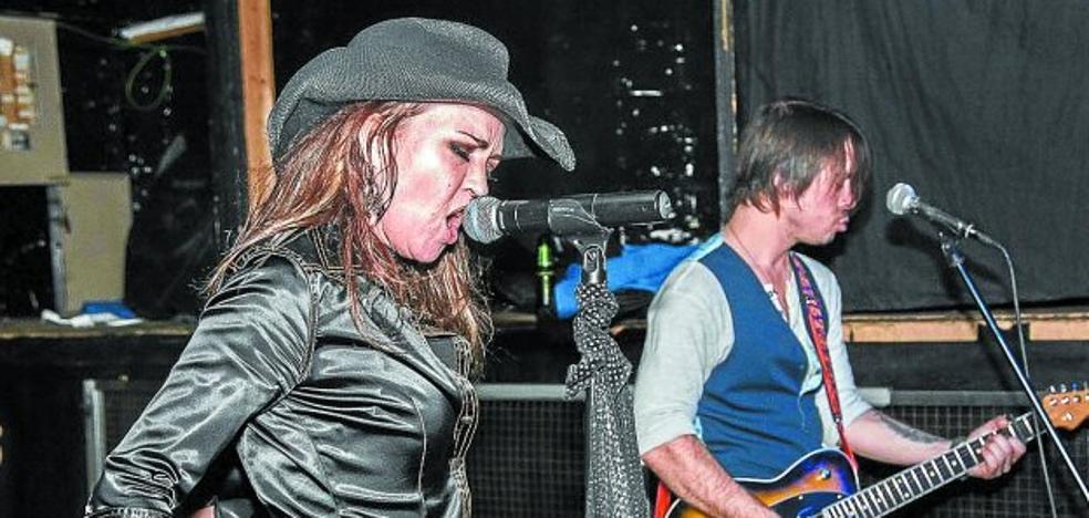 Una potente banda de rock and roll para la tercera cita de Berumuga
