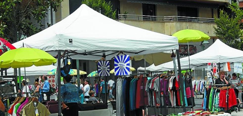 Zumaia celebrará este fin de semana el mercado 'outlet' de verano