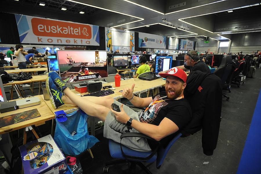 Euskal Encounter abre sus puertas a aficionados de la informática