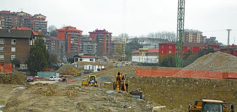 Una web foral recoge el planeamiento urbanístico aprobado desde 2006