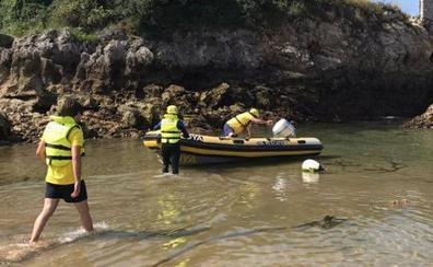 Hallan muerto al buceador bilbaíno de 23 años que desapareció en Cantabria