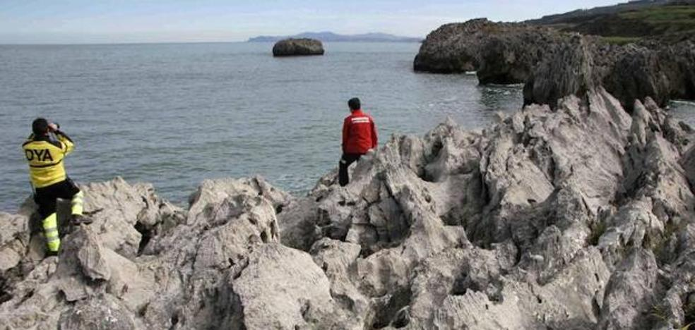 Hallan muerto al bilbaíno de 23 años desaparecido ayer en Islares cuando buceaba