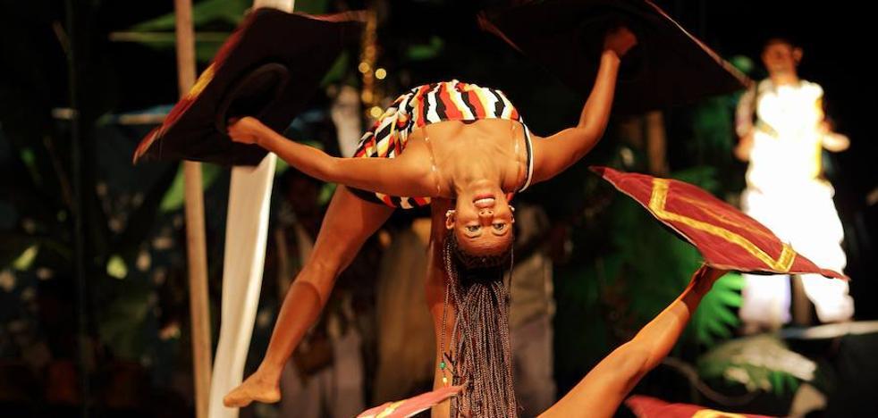 Zuekin, Etiopiatik, Fekat zirkua