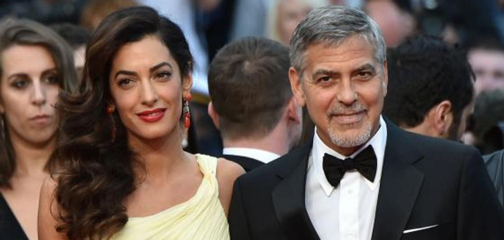 Clooney se querella contra la revista gala que publicó fotos de sus gemelos