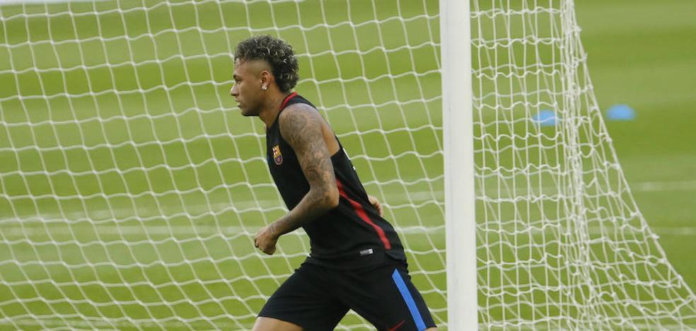 El Barcelona podría demandar al PSG si ficha a Neymar