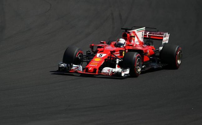 Vettel deja sin récord a Hamilton