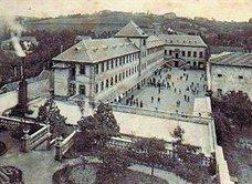 El primitivo colegio de Jesuitas