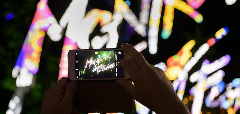 El 'smartphone', la pantalla preferida para ver contenidos
