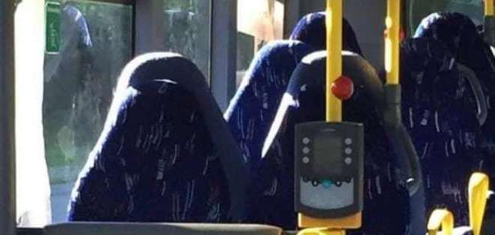 La foto que dejó en ridículo a un grupo racista noruego