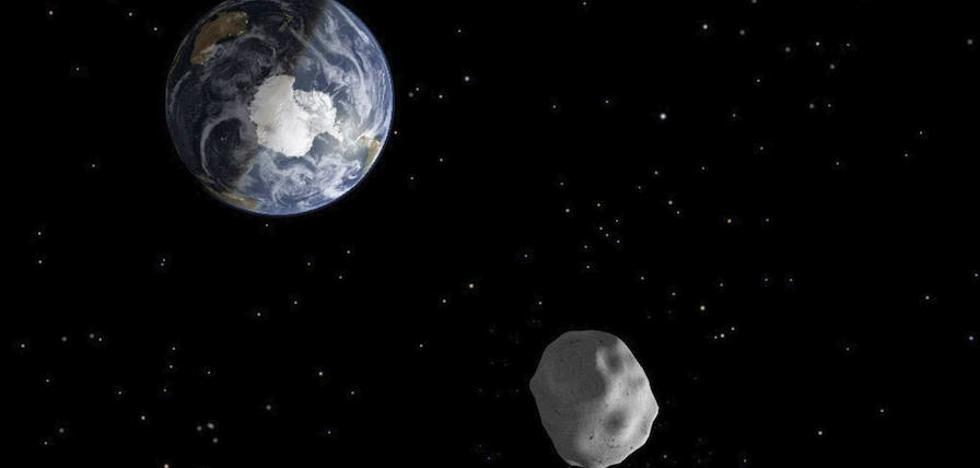 La NASA hará una prueba de defensa con un asteroide real el 12 de octubre