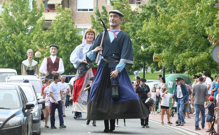 Actividades para todos los públicos en las fiestas de Oiartzun