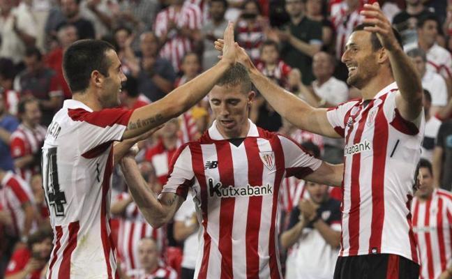 El Athletic de Bilbao sigue adelante en Europa