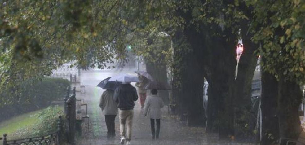 La llegada de un frente traerá nubes, lluvias y un descenso de las temperaturas