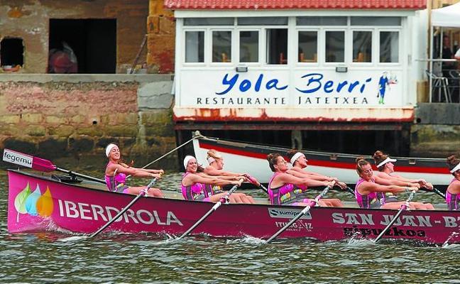 San Juan se alía con la fortuna en sus aguas