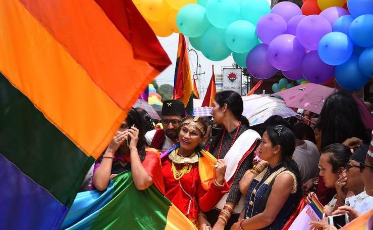 Orgullo en Nepal