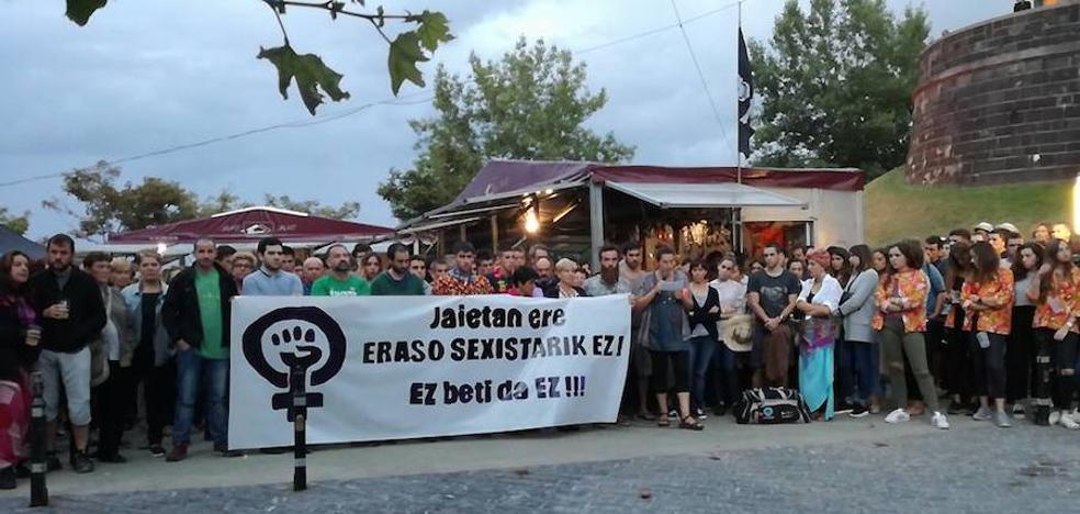 Detenido por abusos sexuales al menos a cuatro mujeres en las fiestas de Getaria