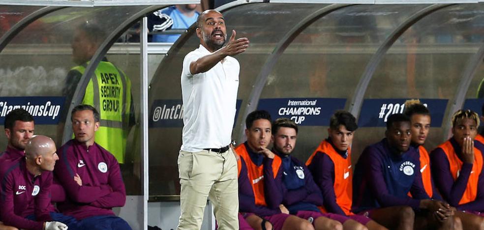 Guardiola afronta su segunda temporada apostando por la juventud
