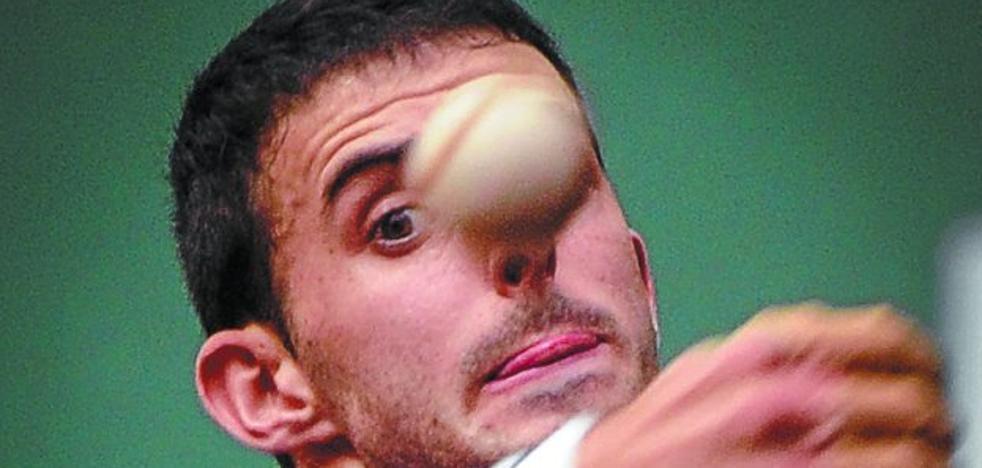 Altuna: «En el 21-21 me acordé de lo que pasó en la final contra Oinatz»
