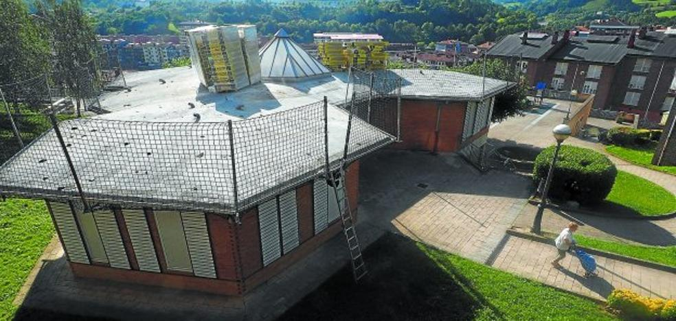 La Haur Eskola de Urazandi estrenará cubierta en el curso 2017-2018