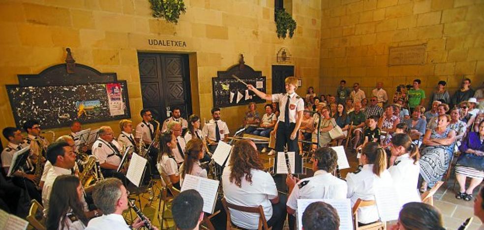 La Banda de Música invitará al público a cantar el próximo lunes
