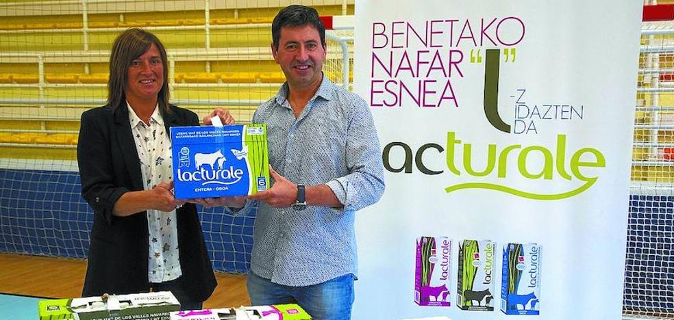 Lacturale, nuevo patrocinador del Bera Bera