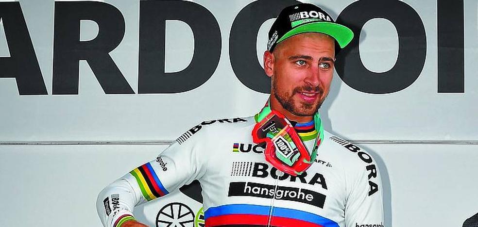 Sagan, cada vez más cerca del número de triunfos de Kittel