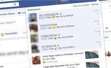 Facebook trae un virus que viene para quedarse