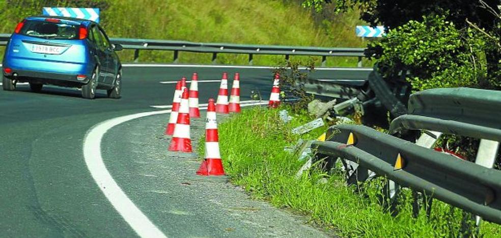 Gipuzkoa destinará 17 millones a mantener y reparar 900 kilómetros de vías secundarias