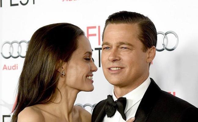 Angelina congela el divorcio
