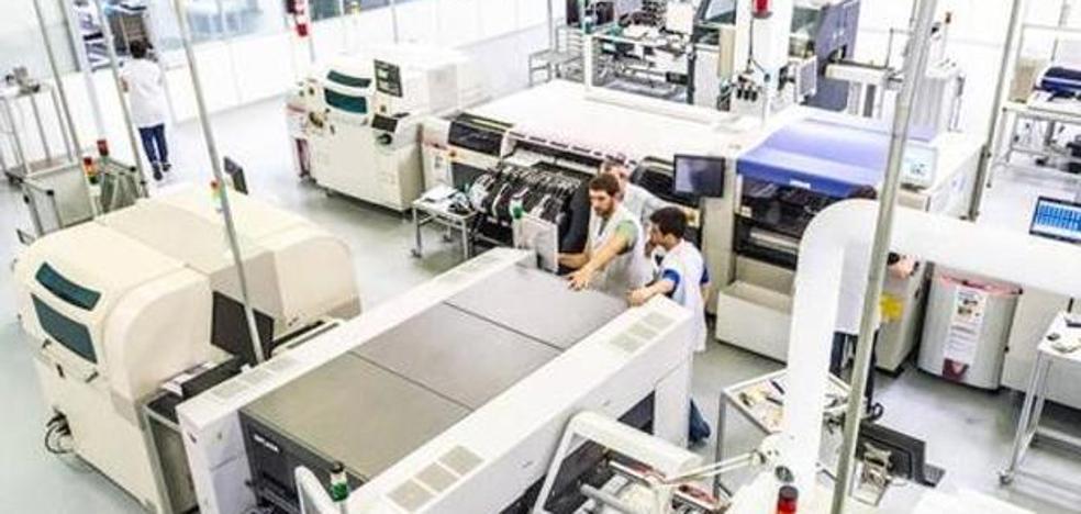 Euskadi lidera la subida de pedidos de la industria en junio con un 14,8% más
