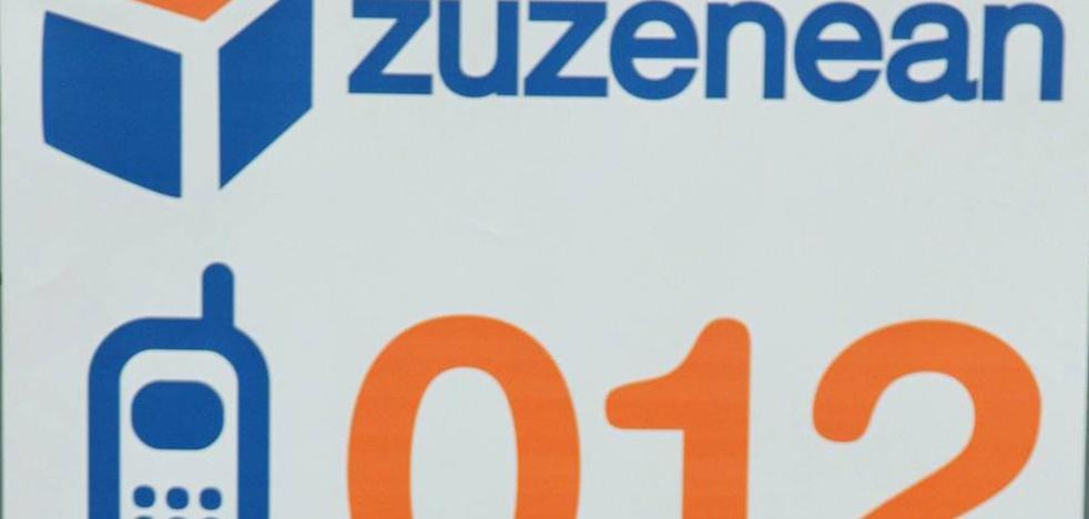 El servicio Zuzenean atiende una media de 3.750 consultas diarias