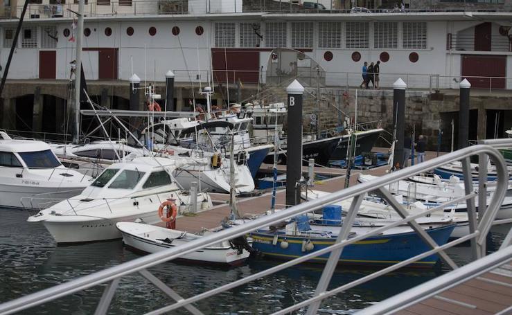 El éxito del puerto de San Sebastián