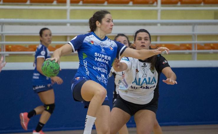 El Bera Bera gana al Aiala Zarautz