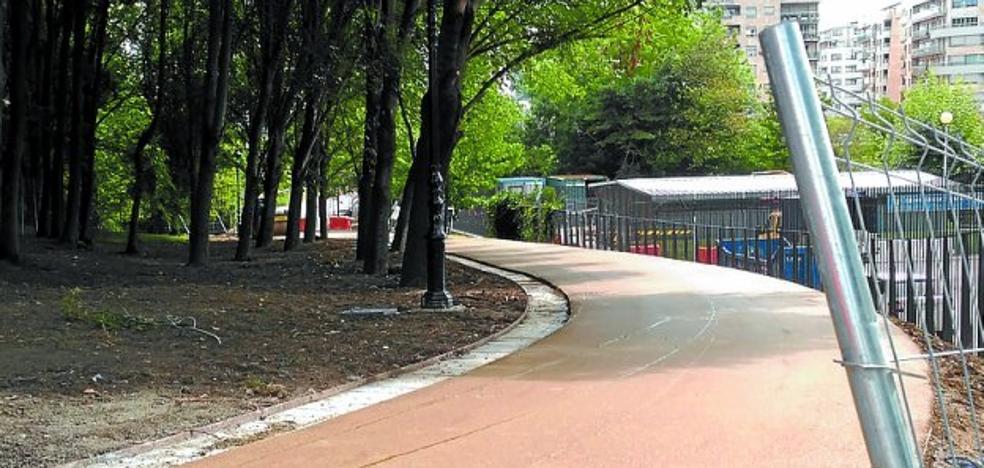 Las puertas de Cristina Enea tendrán un sistema de apertura automático