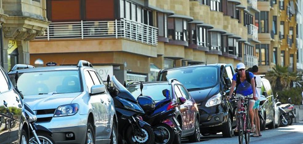 Donostia se mantiene con el impuesto de vehículos más caro
