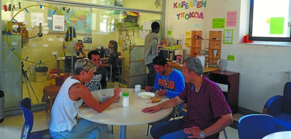 El Comedor y Punto de Encuentro Social atendió el año pasado a 572 personas