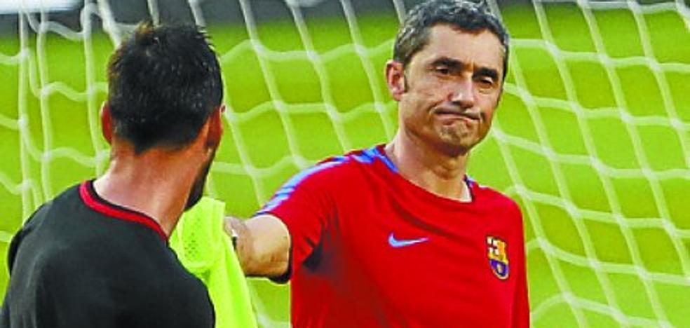 El Barcelona 'se queda' por ahora sin fichajes