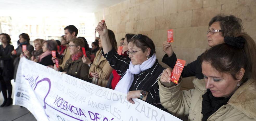 Más de 400.000 mujeres monitorizadas por violencia de género en la última década