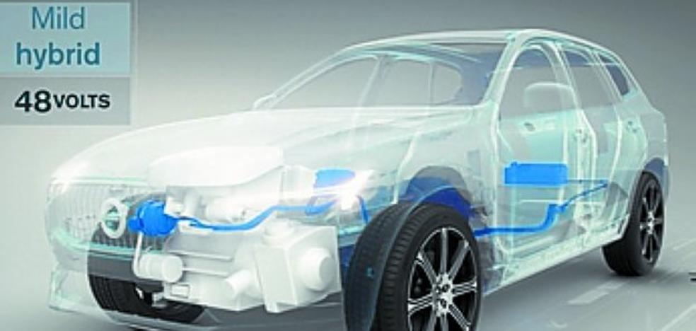 Volvo apuesta por los vehículos eléctricos desde 2019
