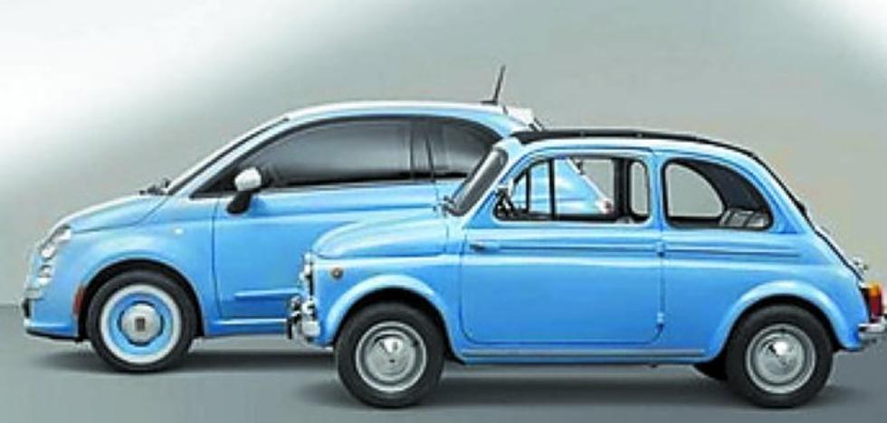 Fiat celebra el 60 aniversario del 500 con buenas ventas