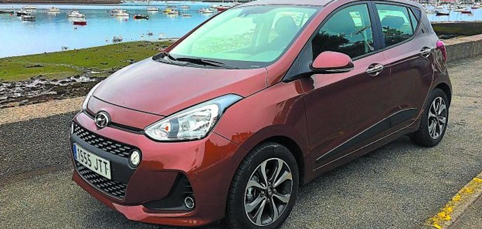 El pequeño de Hyundai, garantía para la ciudad