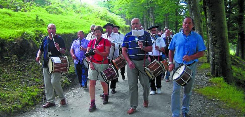 Arano disfrutará el miércoles de los actos por la festividad de San Roke