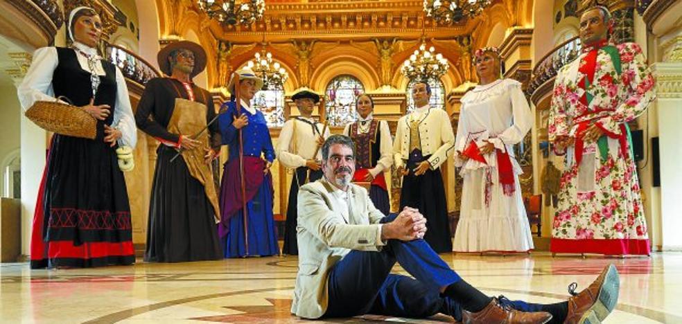 Eneko Goia: «El potencial turístico de Donostia es una oportunidad magnífica para nosotros»