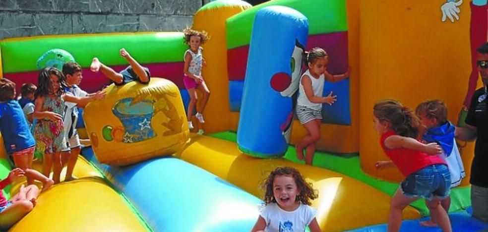 Por los derechos de todos los niños de Pasaia