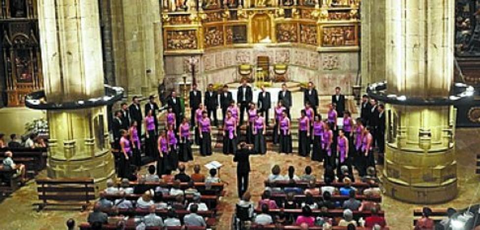 Landarbaso Abesbatza cantará 'Carmina Burana' en Arantzazu el próximo viernes