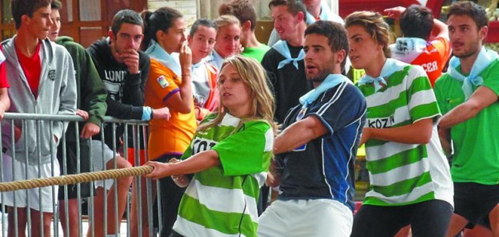 Emaneurre convoca a las cuadrillas a participar en el torneo de deporte rural