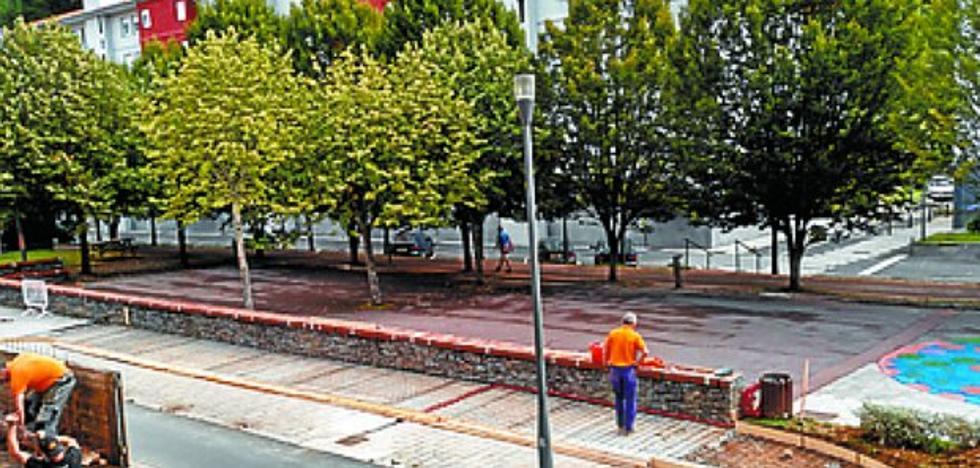 Arreglos urbanísticos y de mantenimiento